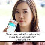 Jessica Liani: Dapat Sepatu dari Kontes Blog ShopBack