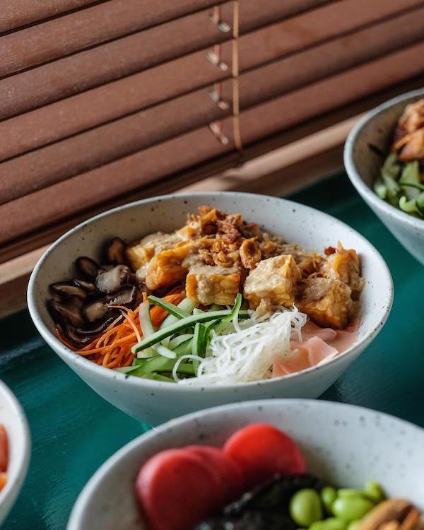 restoran vegetarian di Jakarta