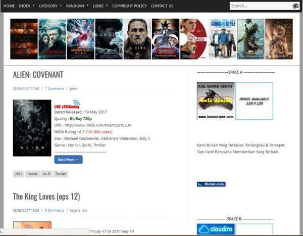 8 Website Download Film yang Masih Aktif di Tahun 2017
