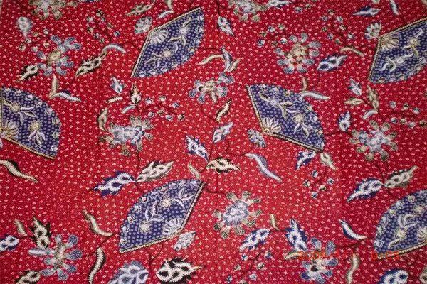 Baju batik lasem