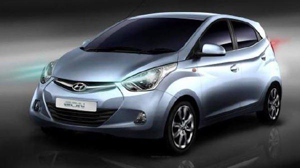 Hyundai mobil murah