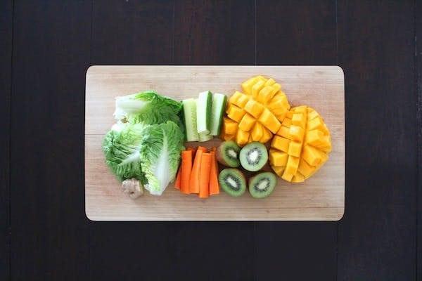 fakta buah dan sayuran