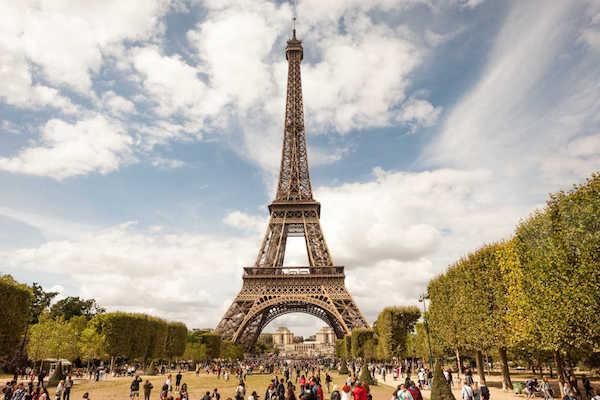 wisata di Eropa