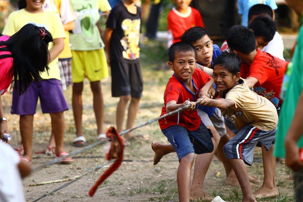 Bikin Haru, Sejarah Tragis Dibalik 4 Lomba di Hari Kemerdekaan Indonesia