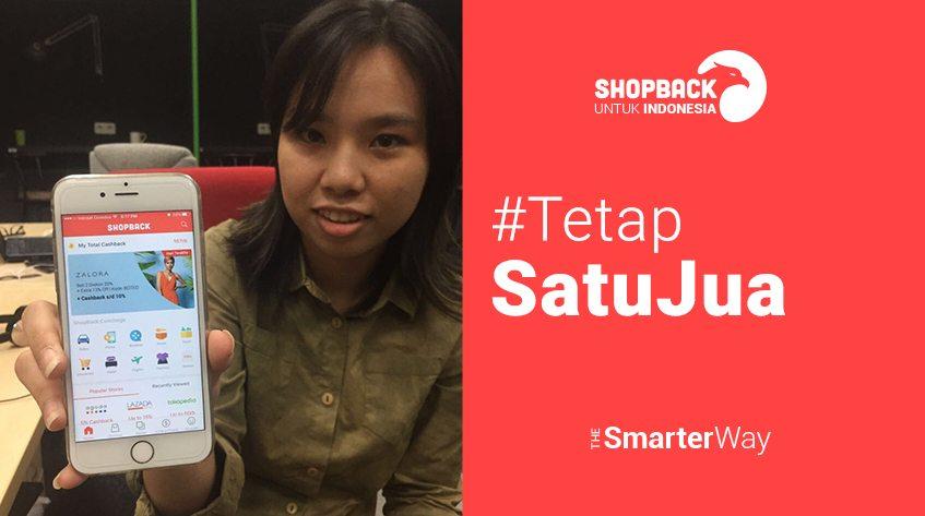 #ShopBackuntukIndonesia: Marisha Banyak Tau Merchant Baru Berkat ShopBack