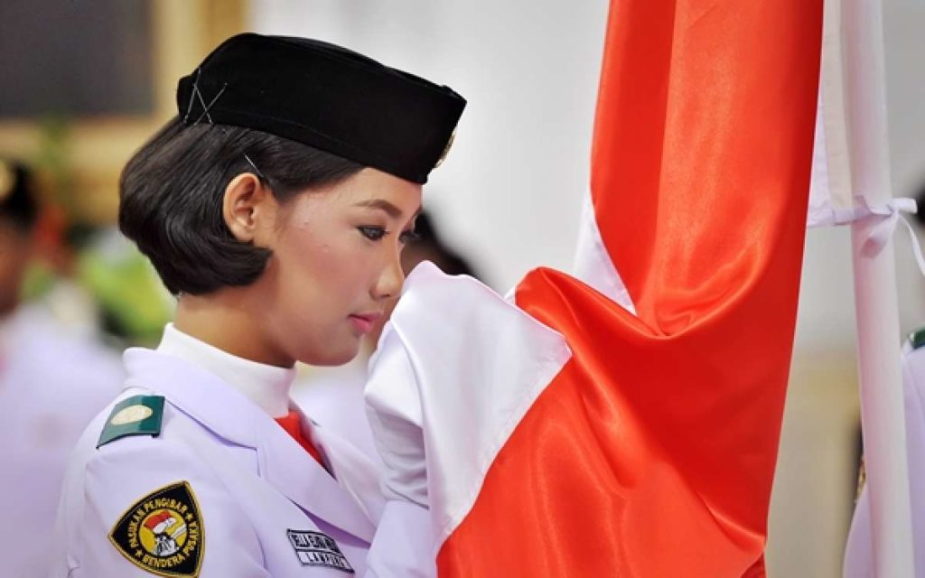 Paskibraka, Bentuk Perjuangan dan Jiwa Nasionalisme Anak Muda Indonesia Masa Kini