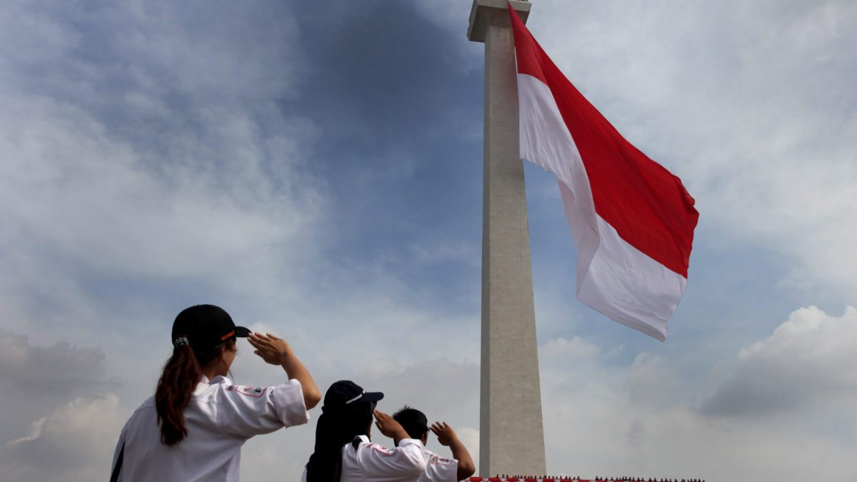 Dirgahayu Indonesiaku, Ini Doaku Untukmu