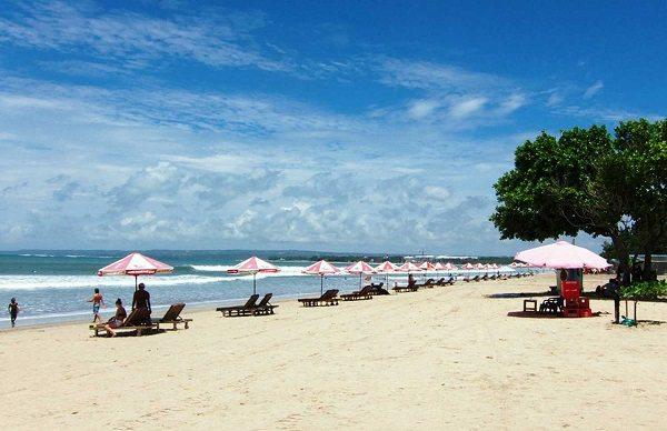 pantai di Bali