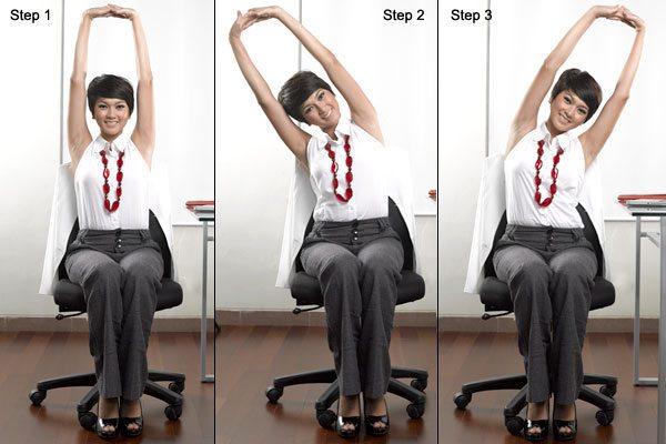 tips menghilangkan stress di kantor