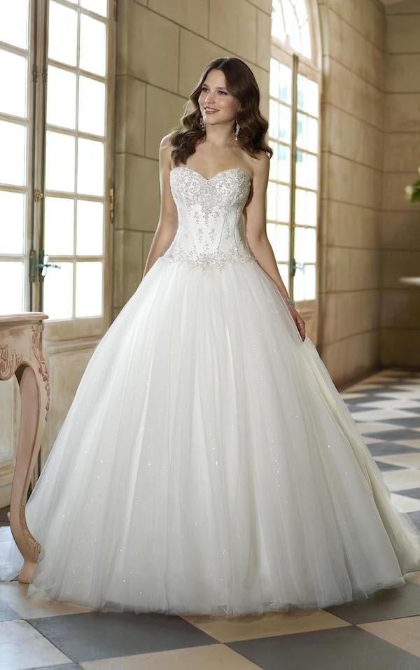 tips memilih gaun pengantin