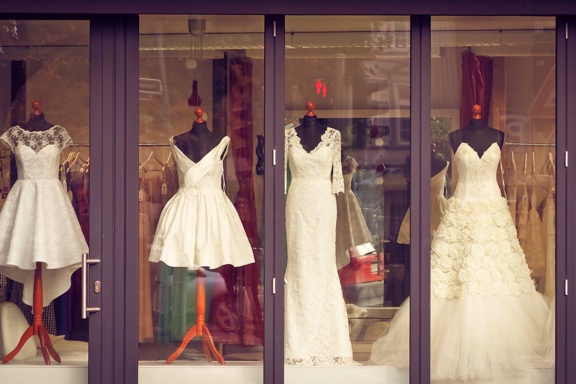 Tips Memilih Gaun Pengantin Sesuai Dengan Bentuk Tubuh