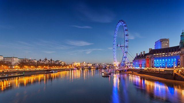 Tempat Wisata London