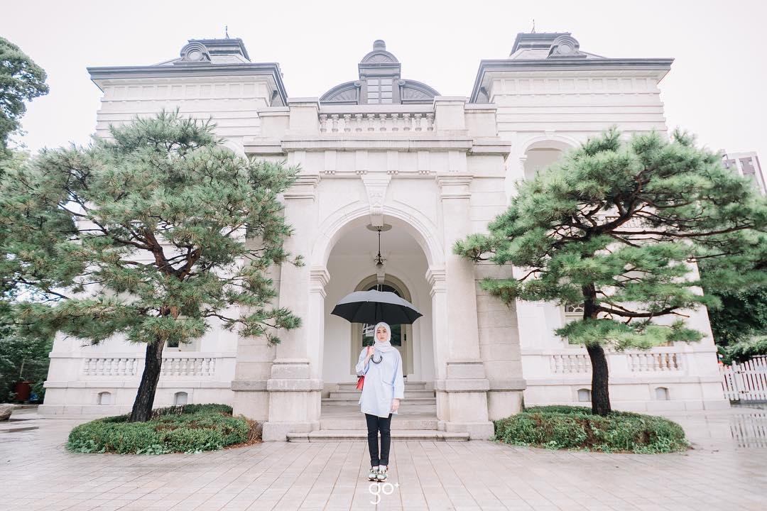 liburan ke korea