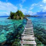 wisata pantai sulawesi tengah
