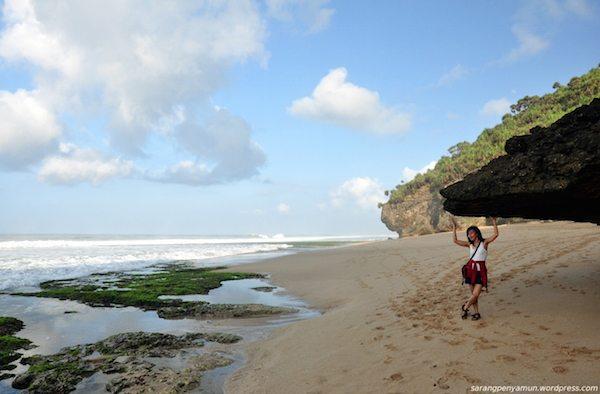 wisata camping di jogja 7 Pantai Di Jogja Yang Cocok Untuk Tidur Di Alam Terbuka