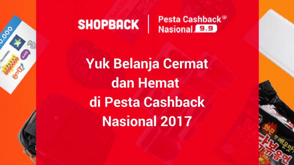 pesta cashback nasional 99