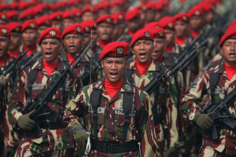 Ini Lho Kekuatan Militer Indonesia yang Bikin Bangga