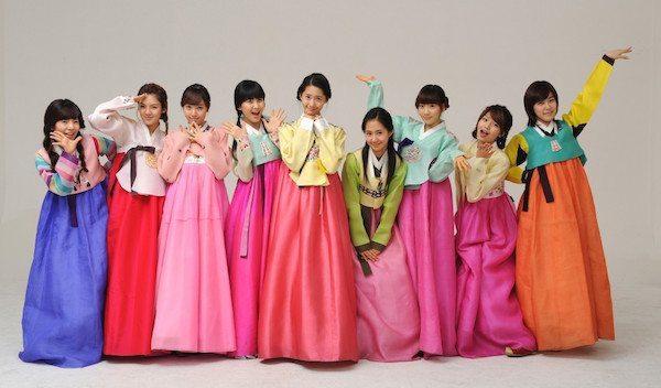 84 Gaya Baju Adat Orang Korea Paling Unik