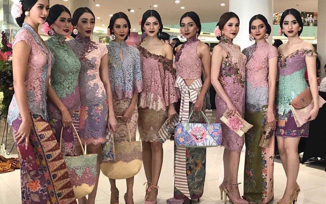 Yuk Mengenal Model Baju Kebaya Favorit Anak Muda Masa Kini