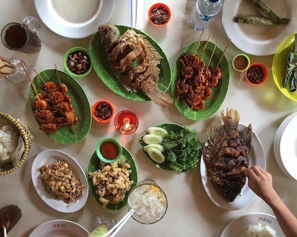 kuliner Lembang