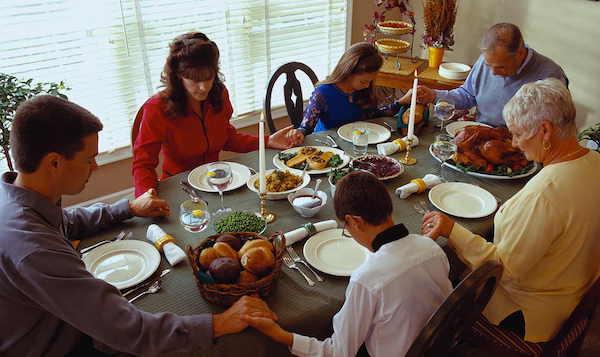 perayaan Thanksgiving