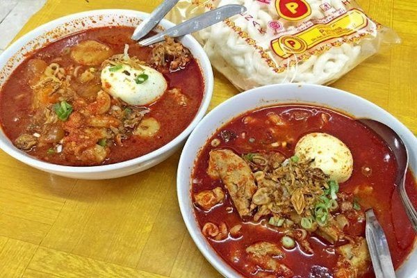 kuliner pedas di Jakarta