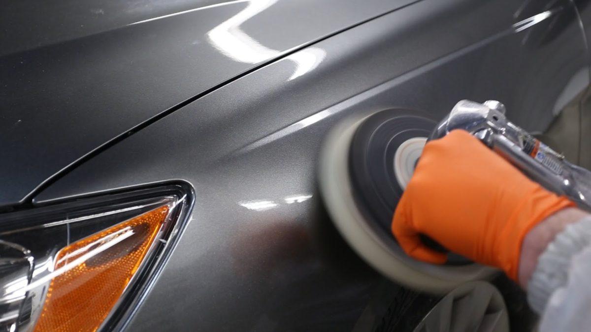 Membandingkan Poles Mobil Regular vs Ceramic Coating Agar Mobil Tetap Kece