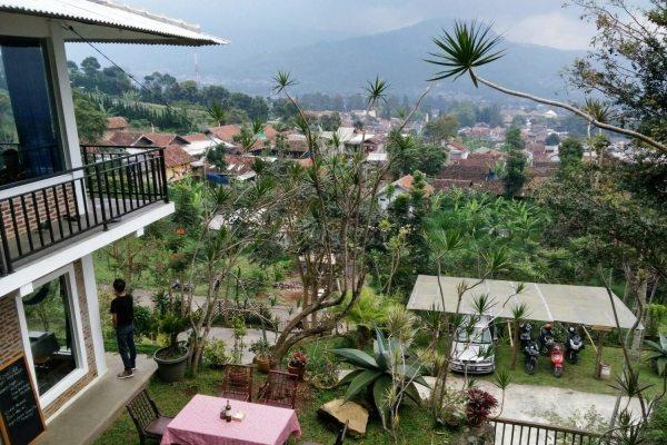 kafe di Bandung
