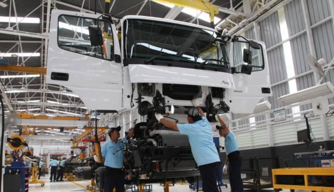 Mercedes Benz Luncurkan Truk Asli Indonesia, Ini Penampakannya