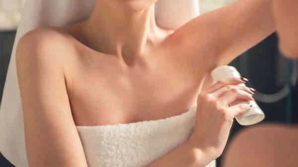 tips memilih deodoran
