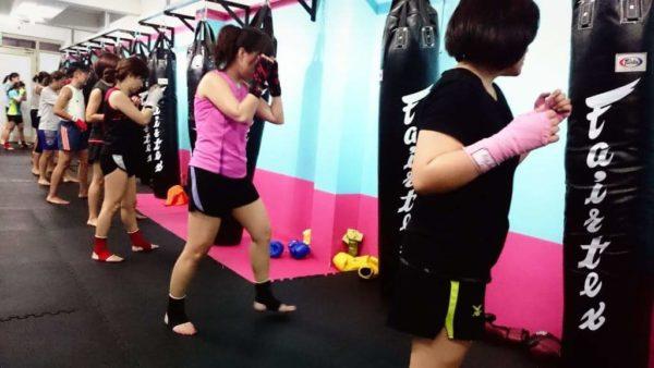 kelas Muay Thai Jakarta
