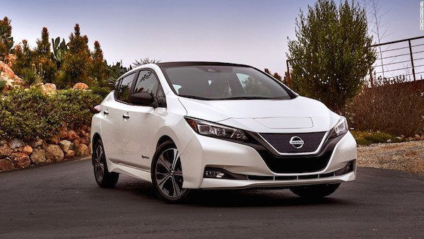 new nissan leaf 2017