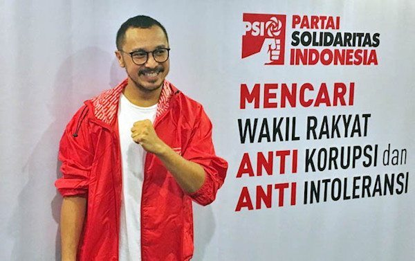 politikus muda