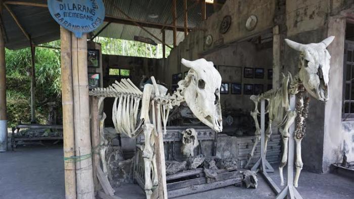 Tempat Wisata di Gunung Merapi Jogjakarta