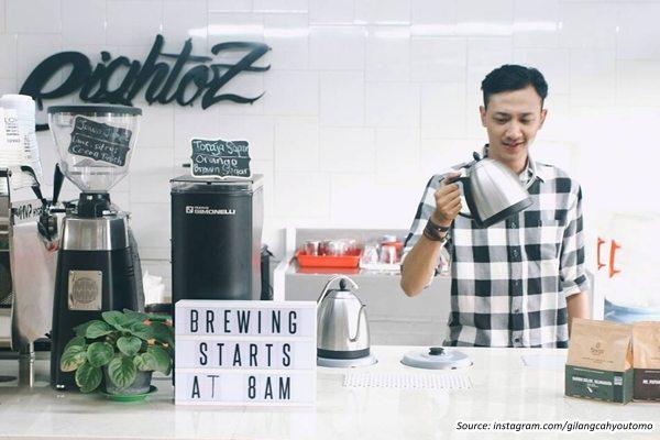 coffee shop di Malang