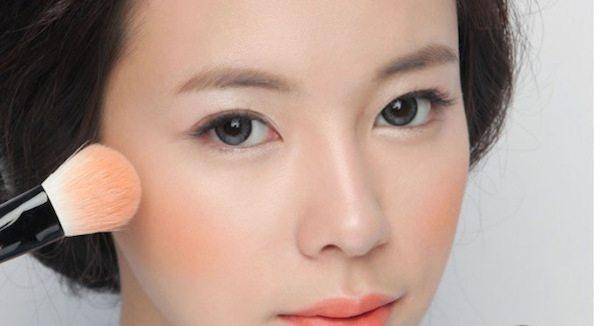 cara make up ala korea