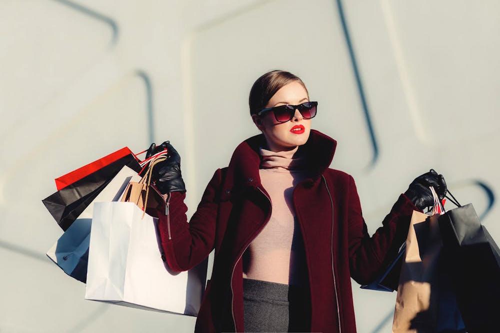cara hemat belanja di mall