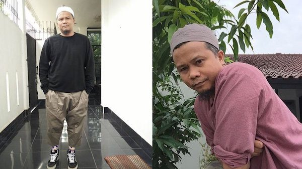 artis indonesia hijrah