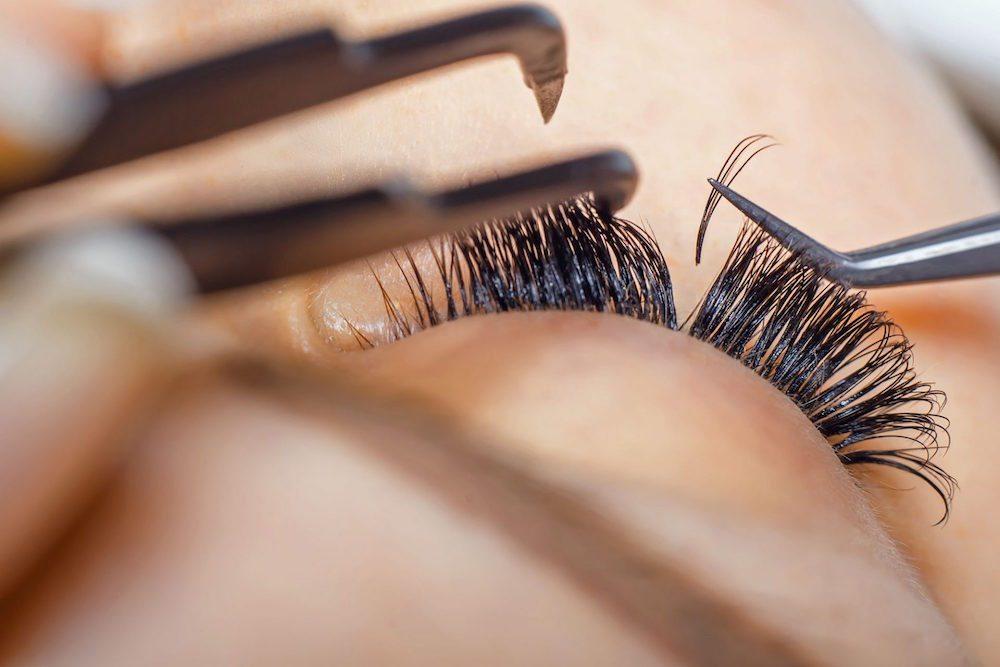 tips melakukan extension bulu mata