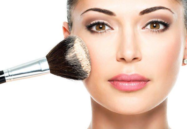 cara makeup natural