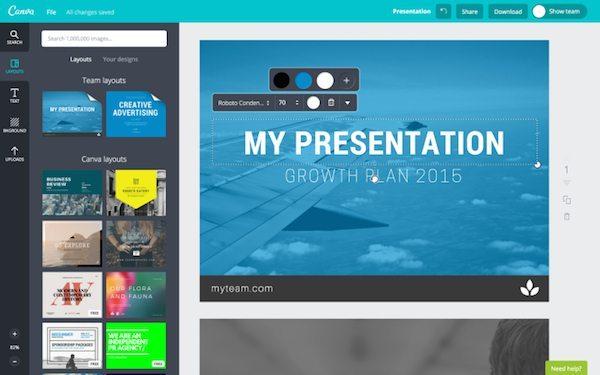 cara membuat presentasi menarik