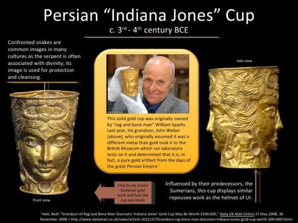 John Weber Gold Cup