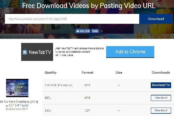 Cara download video youtube yang tidak bisa di download