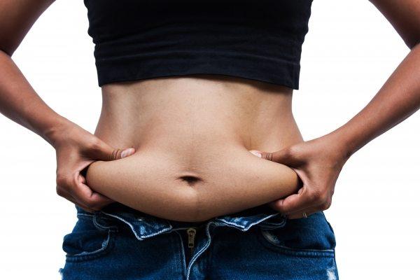 cara meratakan perut buncit