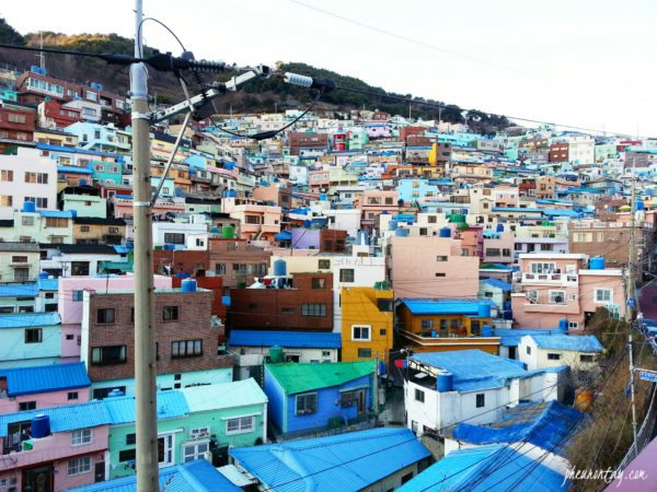 Gamcheon Village Korea