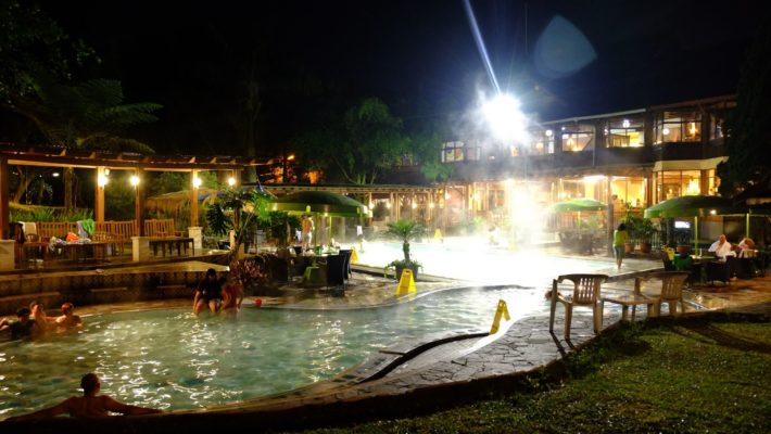 Sari Ater Hot Spring Resort