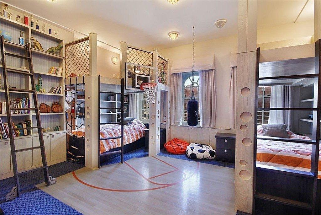 ide desain kamar tidur anak