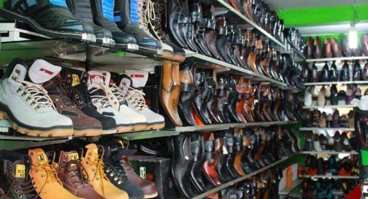 Sepatu Cibaduyut - Pusat oleh-oleh Bandung