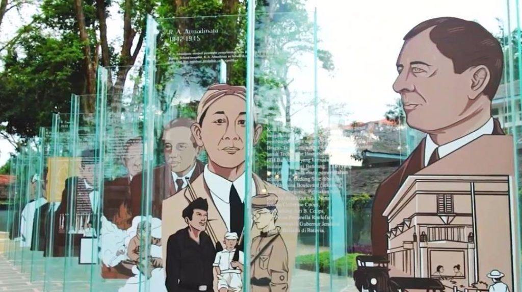 Taman Sejarah Bandung - Jalan-jalan ke Bandung