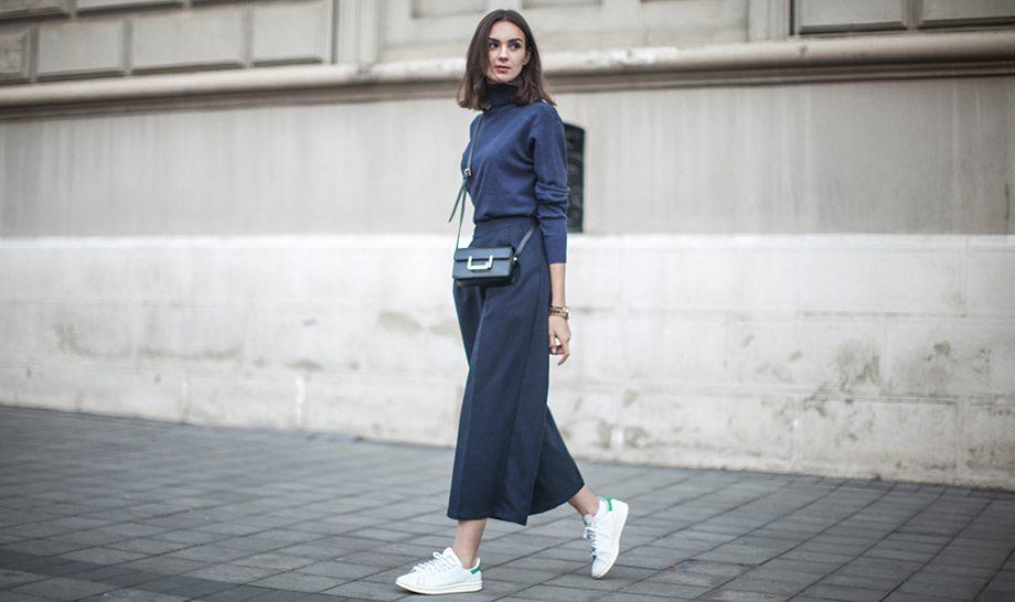 Ini 7 Ide Bergaya dengan Celana Kulot yang Bisa Kamu Ikuti!